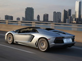 Photos of Lamborghini Aventador LP 700-4 Roadster US-spec (LB834) 2013