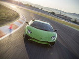 Photos of Lamborghini Aventador LP 750-4 Superveloce US-spec (LB834) 2015