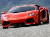 Pictures of Lamborghini Aventador LP 700-4 (LB834) 2011