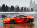 Pictures of Lamborghini Aventador LP 700-4 (LB834) 2011