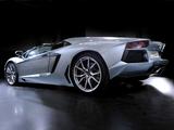 Pictures of Lamborghini Aventador LP 700-4 Roadster (LB834) 2013
