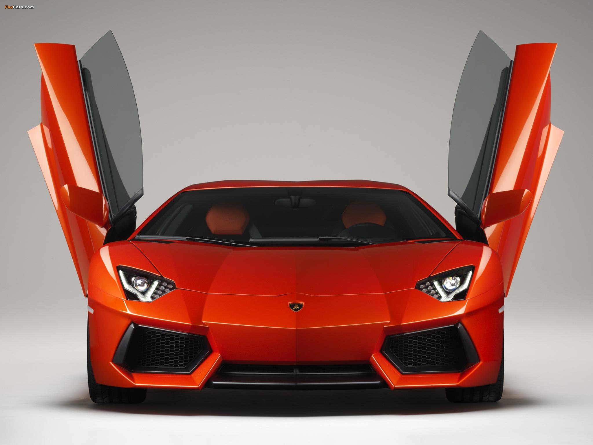 Lamborghini Aventador LP 700-4 (LB834) 2011 wallpapers (2048 x 1536)
