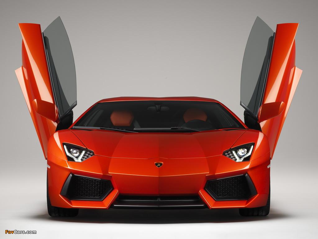 Lamborghini Aventador LP 700-4 (LB834) 2011 wallpapers (1024 x 768)