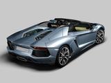 Lamborghini Aventador LP 700-4 Roadster (LB834) 2013 wallpapers