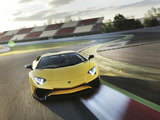 Lamborghini Aventador LP 750-4 Superveloce US-spec (LB834) 2015 wallpapers
