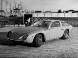 Lamborghini Flying Star II 1966 wallpapers