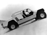 Lamborghini Cheetah Prototype 1977 images