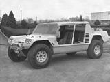 Lamborghini Cheetah Prototype 1977 photos