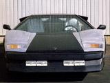Lamborghini Countach Evoluzione 1987 wallpapers