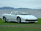 Lamborghini P140 1989 images