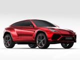 Lamborghini Urus 2012 images