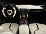 Lamborghini Urus 2012 photos