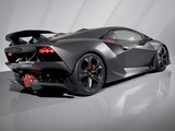 Photos of Lamborghini Sesto Elemento 2010