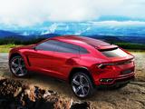 Photos of Lamborghini Urus 2012