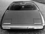 Pictures of Lamborghini Athon Speedster Concept 1980