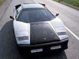 Pictures of Lamborghini Countach Evoluzione 1987