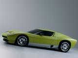 Pictures of Lamborghini Miura Concept 2006