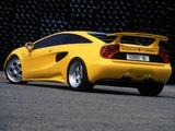Lamborghini Cala 1995 wallpapers