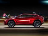 Lamborghini Urus 2012 wallpapers