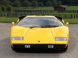 Images of Lamborghini Countach LP400 UK-spec 1974–78