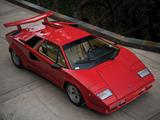 Images of Lamborghini Countach LP5000 S Quattrovalvole 1985–89