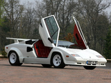 Images of Lamborghini Countach LP5000 Quattrovalvole 1988