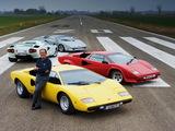 Images of Lamborghini Countach