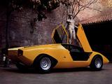 Lamborghini Countach LP500 Concept 1971 photos