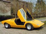 Lamborghini Countach LP500 Concept 1971 wallpapers