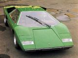 Lamborghini Countach LP500 Prototype 1972 photos
