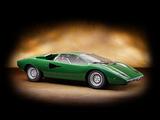 Lamborghini Countach LP500 Prototype 1972 wallpapers