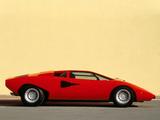 Lamborghini Countach LP400 1974–78 pictures