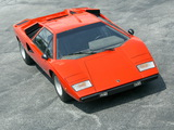 Lamborghini Countach LP400 1974–78 pictures