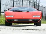 Lamborghini Countach LP400 1974–78 wallpapers