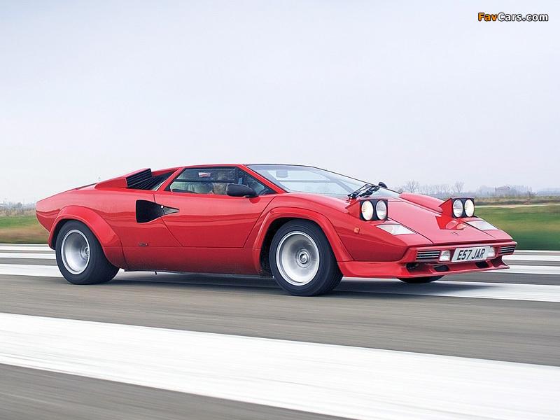 Lamborghini Countach Lp400 S 1978 82 Images 800x600
