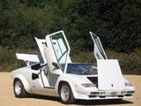 Lamborghini Countach LP5000 S Quattrovalvole 1985–89 images