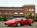 Lamborghini Countach LP5000 S Quattrovalvole 1985–89 photos