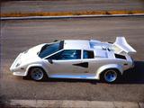 Lamborghini Countach LP5000 S Quattrovalvole 1985–89 pictures