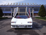 Lamborghini Countach LP5000 S Quattrovalvole 1985–89 wallpapers