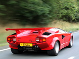 Lamborghini Countach LP5000 Quattrovalvole UK-spec 1988 images