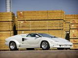 Lamborghini Countach 25th Anniversary UK-spec 1988–90 images