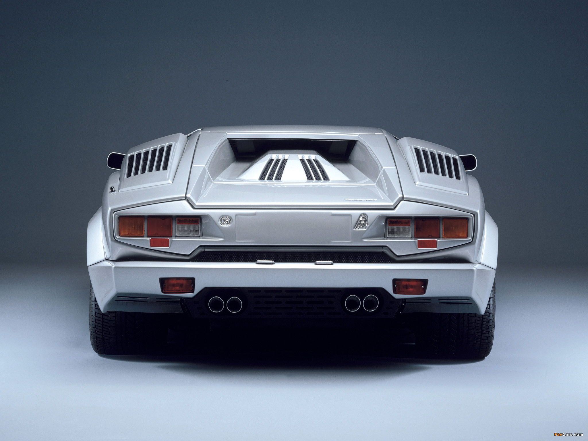 Lamborghini Countach 25th Anniversary 1988 90 Photos