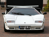 Lamborghini Countach LP5000 Quattrovalvole 1988 photos