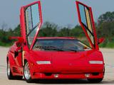 Lamborghini Countach 25th Anniversary 1988–90 photos