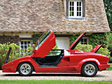 Lamborghini Countach 25th Anniversary 1988–90 wallpapers