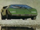 Photos of Lamborghini Countach LP500 Prototype 1972