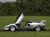Photos of Lamborghini Countach LP5000 S 1982–85