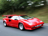 Photos of Lamborghini Countach LP5000 Quattrovalvole UK-spec 1988