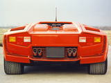 Photos of Lamborghini Countach Prototype 1988