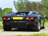 Photos of Lamborghini Countach 25th Anniversary UK-spec 1988–90